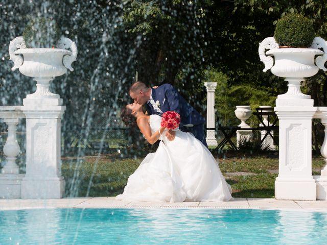 Il matrimonio di Carlo e Vanessa a Cassano Magnago, Varese 29