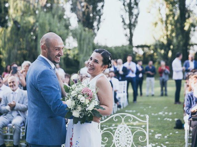 Il matrimonio di Riccardo e Serena a Offanengo, Cremona 21