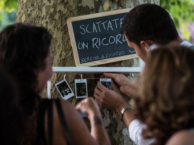 Il matrimonio di Riccardo e Serena a Offanengo, Cremona 36