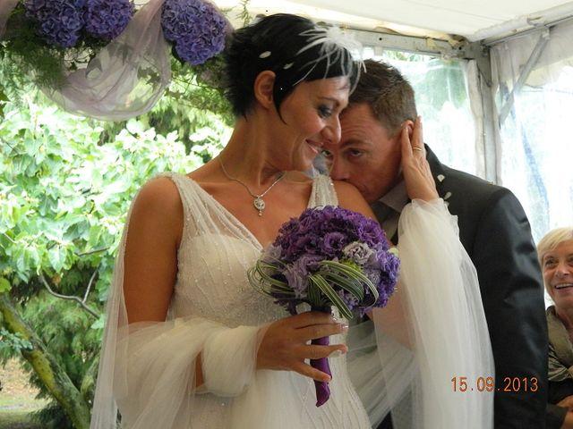 Il matrimonio di Alessandro e Marzia a Cerrione, Biella 1