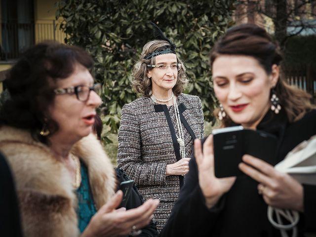 Il matrimonio di Gianluca e Paola a Sulbiate, Monza e Brianza 12