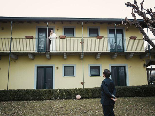 Il matrimonio di Gianluca e Paola a Sulbiate, Monza e Brianza 14