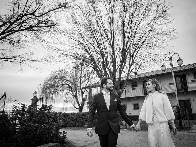 Il matrimonio di Gianluca e Paola a Sulbiate, Monza e Brianza 15