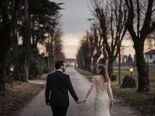 Il matrimonio di Gianluca e Paola a Sulbiate, Monza e Brianza 44
