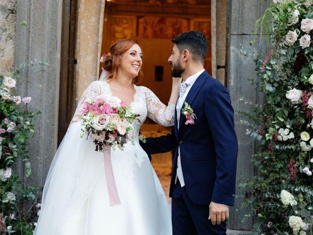 Le nozze di Silvia e David