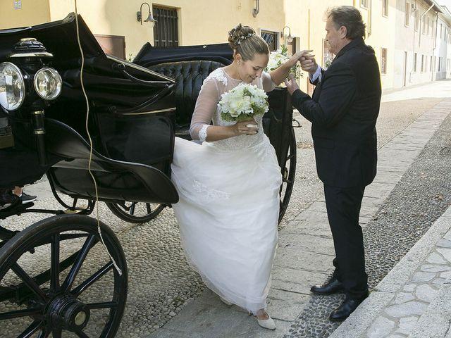 Il matrimonio di Alessandro e Sara a Varese, Varese 12
