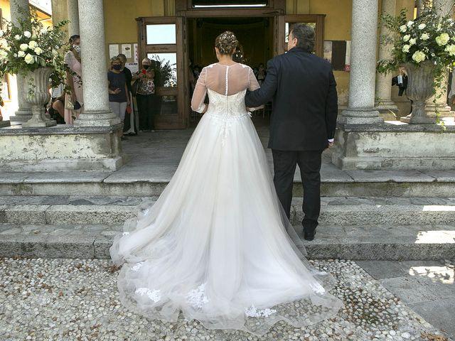 Il matrimonio di Alessandro e Sara a Varese, Varese 13