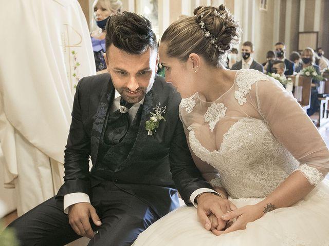 Il matrimonio di Alessandro e Sara a Varese, Varese 22