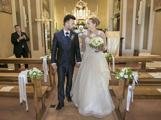 Il matrimonio di Alessandro e Sara a Varese, Varese 23