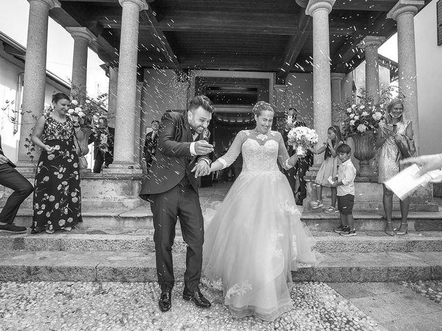 Il matrimonio di Alessandro e Sara a Varese, Varese 24