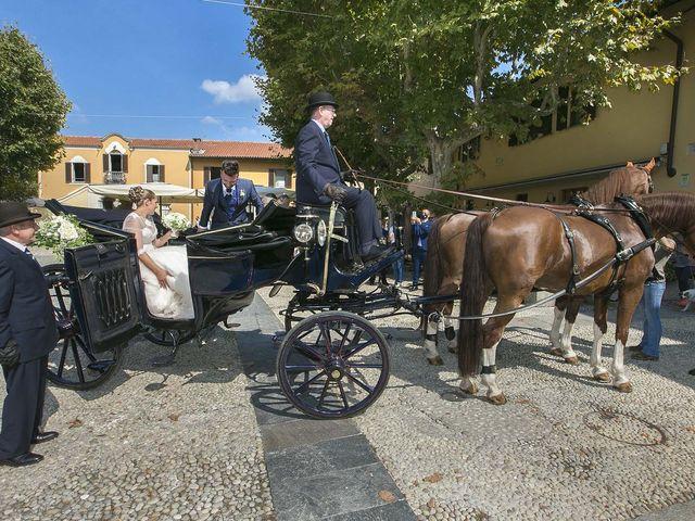 Il matrimonio di Alessandro e Sara a Varese, Varese 27