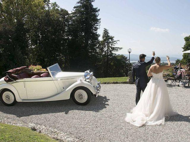Il matrimonio di Alessandro e Sara a Varese, Varese 33