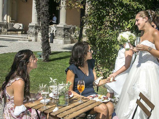Il matrimonio di Alessandro e Sara a Varese, Varese 34