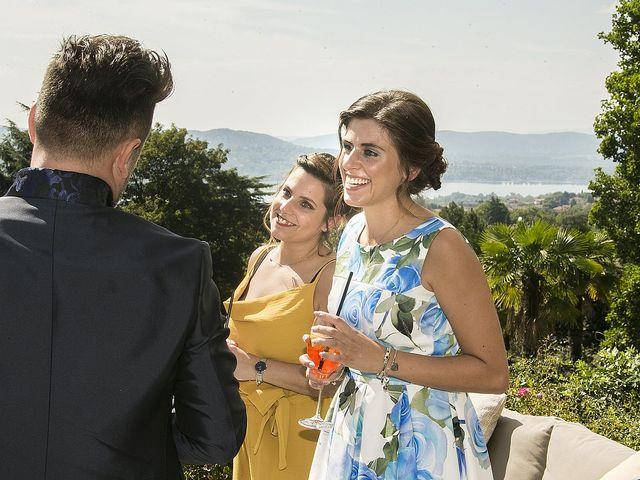 Il matrimonio di Alessandro e Sara a Varese, Varese 38
