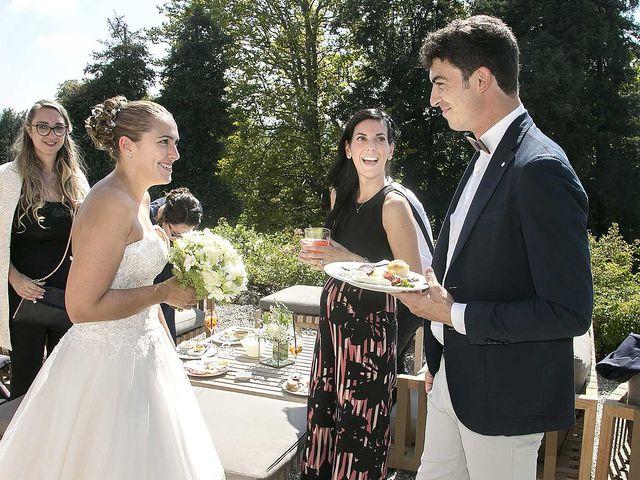 Il matrimonio di Alessandro e Sara a Varese, Varese 43
