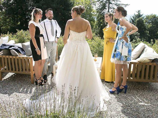 Il matrimonio di Alessandro e Sara a Varese, Varese 45