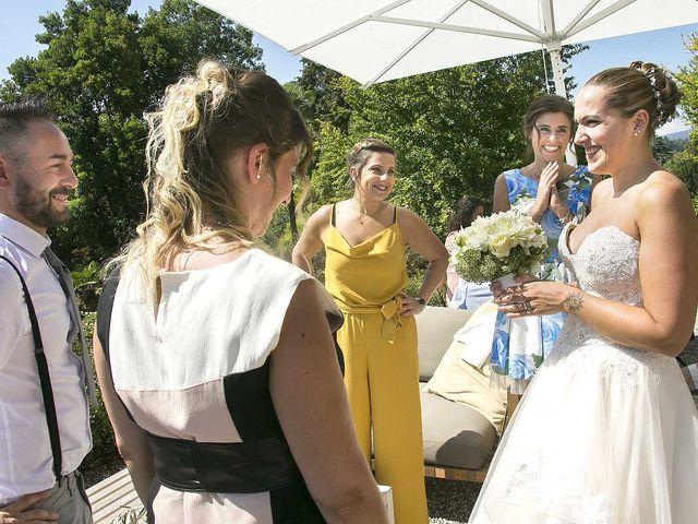 Il matrimonio di Alessandro e Sara a Varese, Varese 48