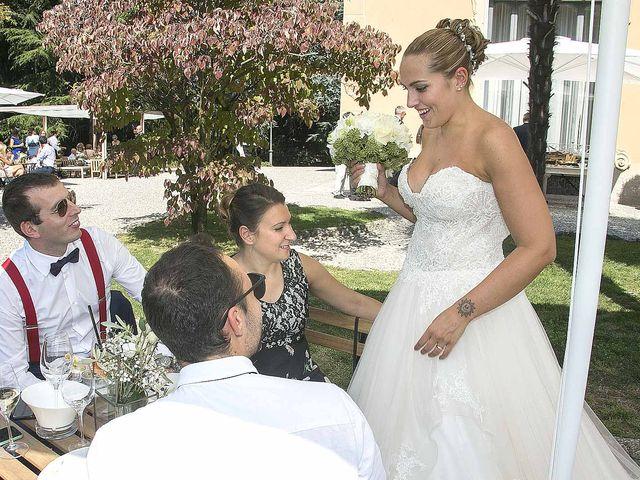 Il matrimonio di Alessandro e Sara a Varese, Varese 49