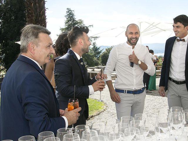 Il matrimonio di Alessandro e Sara a Varese, Varese 52