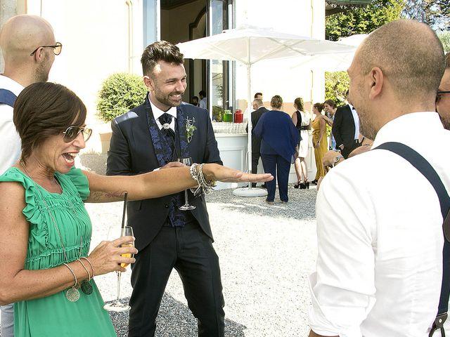 Il matrimonio di Alessandro e Sara a Varese, Varese 57