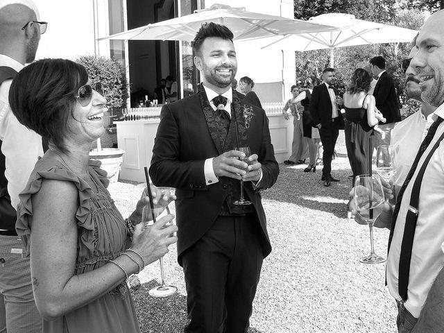 Il matrimonio di Alessandro e Sara a Varese, Varese 58