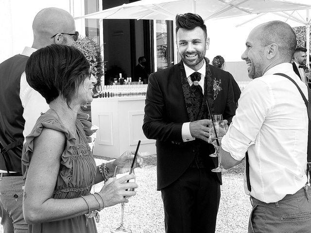 Il matrimonio di Alessandro e Sara a Varese, Varese 59