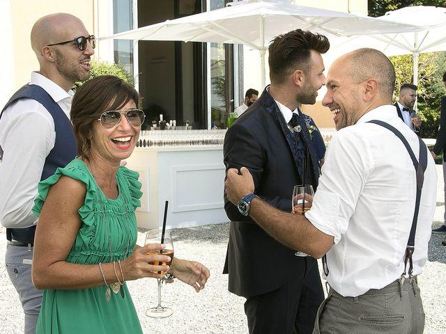 Il matrimonio di Alessandro e Sara a Varese, Varese 60