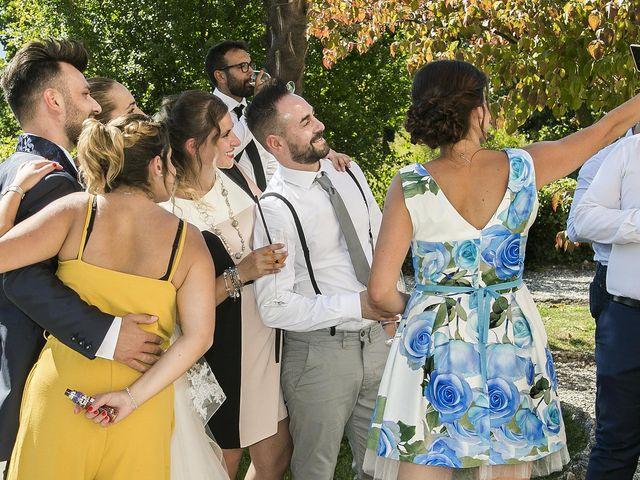 Il matrimonio di Alessandro e Sara a Varese, Varese 63
