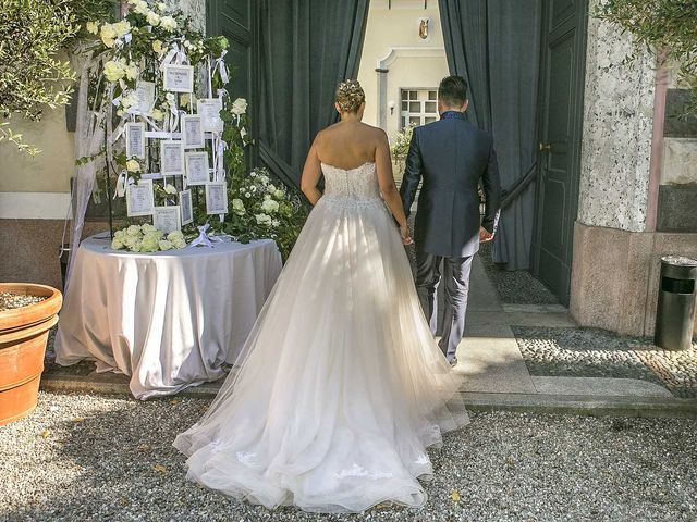 Il matrimonio di Alessandro e Sara a Varese, Varese 64