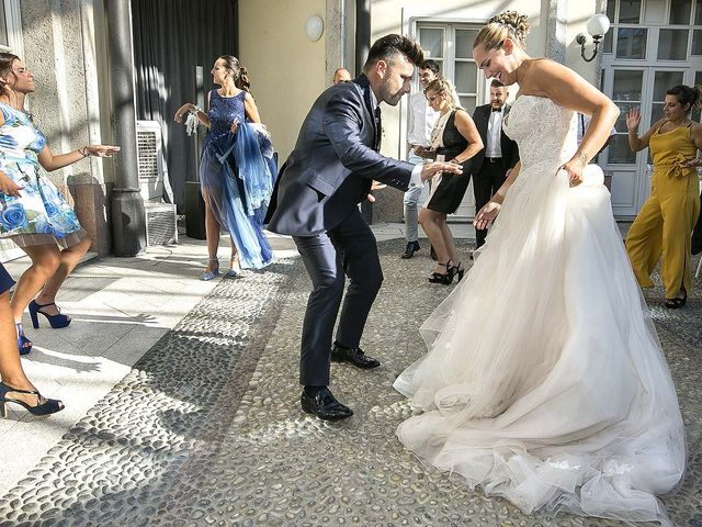 Il matrimonio di Alessandro e Sara a Varese, Varese 68