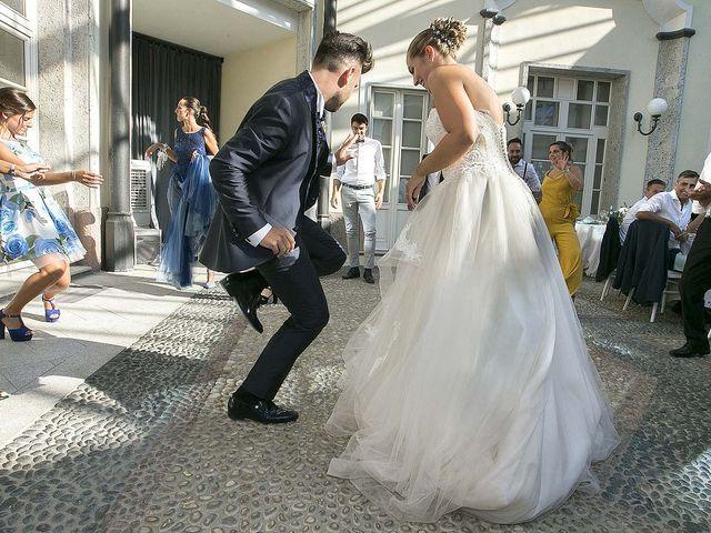 Il matrimonio di Alessandro e Sara a Varese, Varese 69