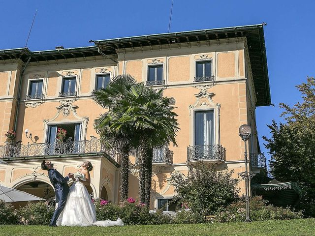 Il matrimonio di Alessandro e Sara a Varese, Varese 1
