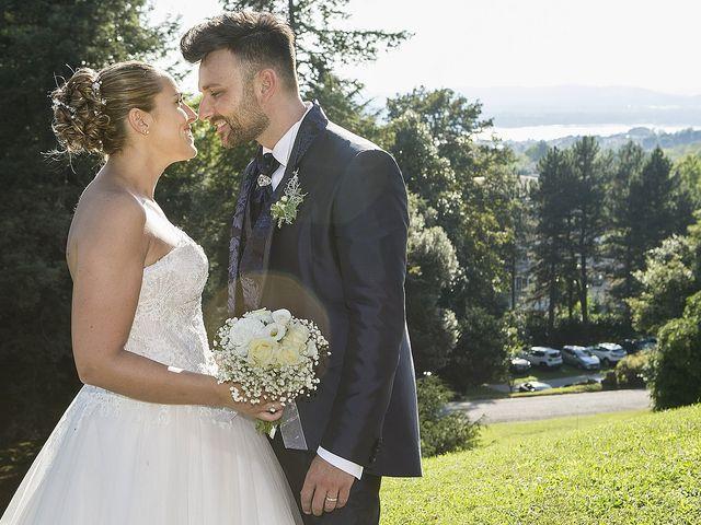 Il matrimonio di Alessandro e Sara a Varese, Varese 72