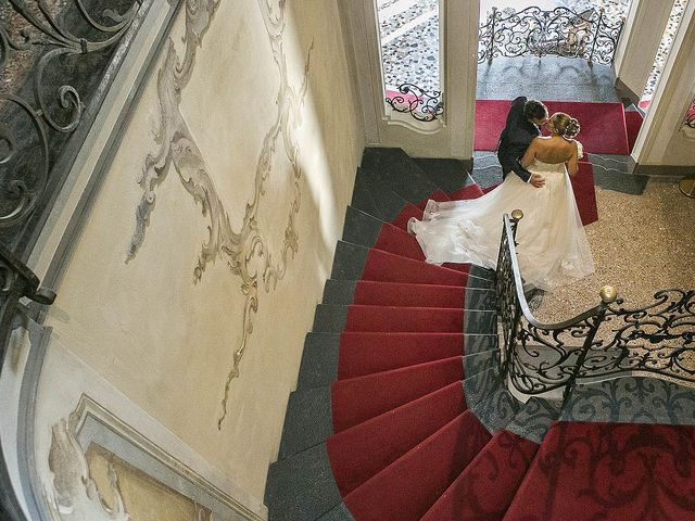 Il matrimonio di Alessandro e Sara a Varese, Varese 74