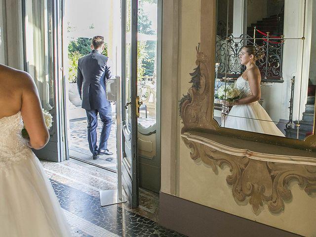 Il matrimonio di Alessandro e Sara a Varese, Varese 75