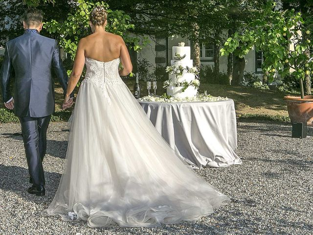 Il matrimonio di Alessandro e Sara a Varese, Varese 76
