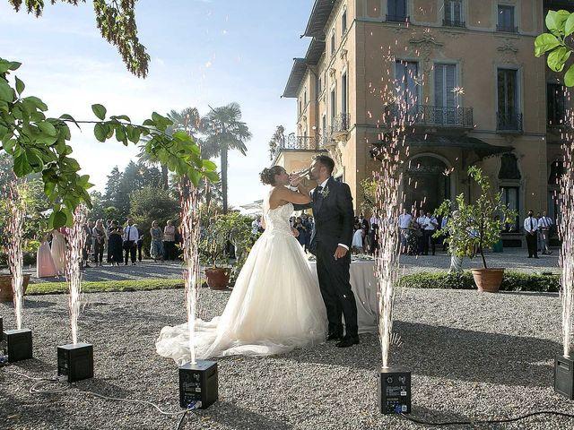 Il matrimonio di Alessandro e Sara a Varese, Varese 80