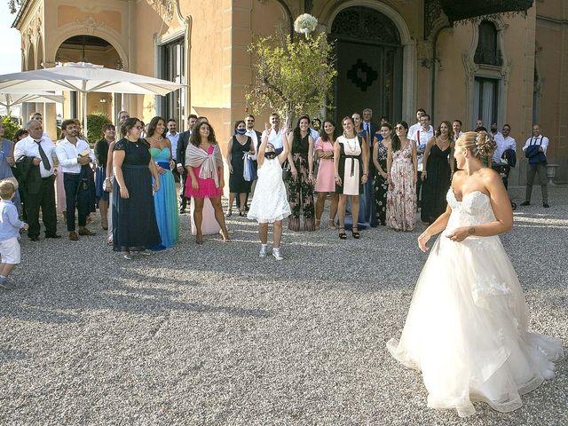Il matrimonio di Alessandro e Sara a Varese, Varese 81