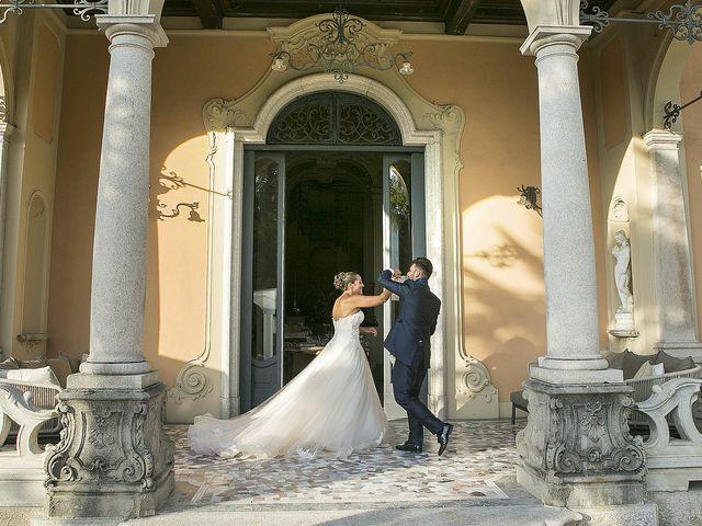 Il matrimonio di Alessandro e Sara a Varese, Varese 82