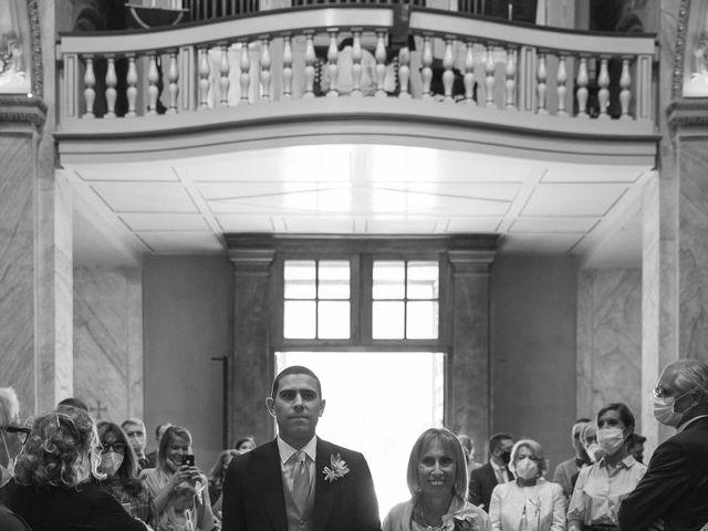Il matrimonio di Alberto e Martina a Como, Como 32
