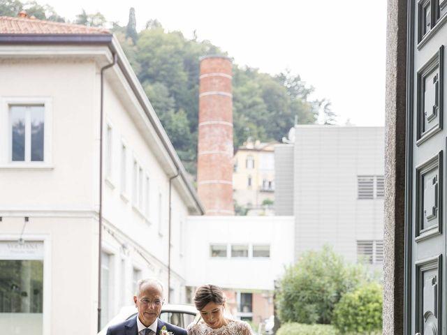 Il matrimonio di Alberto e Martina a Como, Como 33