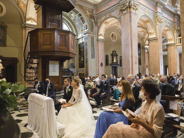 Il matrimonio di Alberto e Martina a Como, Como 36
