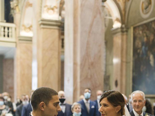 Il matrimonio di Alberto e Martina a Como, Como 42
