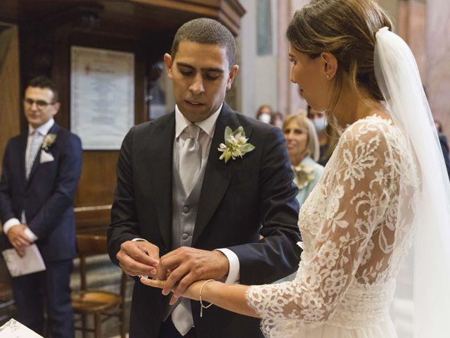 Il matrimonio di Alberto e Martina a Como, Como 43