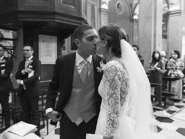 Il matrimonio di Alberto e Martina a Como, Como 45