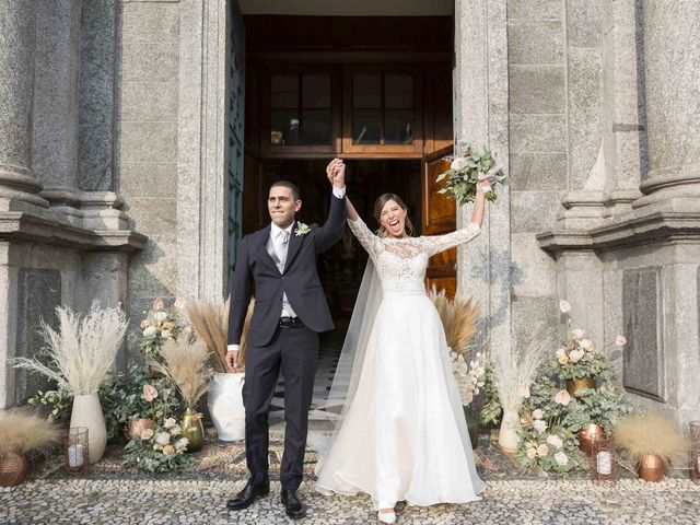 Le nozze di Martina e Alberto