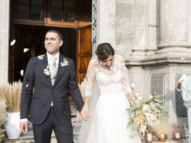 Il matrimonio di Alberto e Martina a Como, Como 51