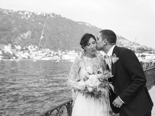 Il matrimonio di Alberto e Martina a Como, Como 60