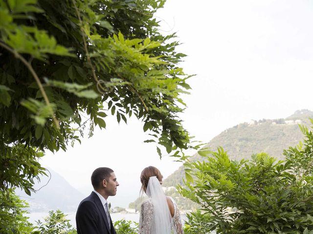Il matrimonio di Alberto e Martina a Como, Como 61