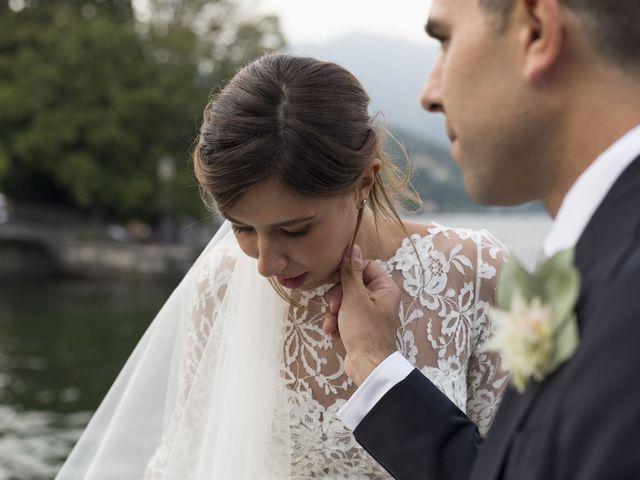 Il matrimonio di Alberto e Martina a Como, Como 65